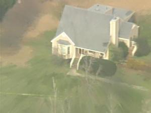 Sky 5 Coverage of Knightdale Homicide Scene