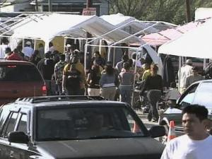 Opinions Differ On SE Raleigh Flea Market's Image