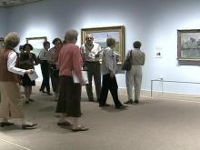 Monet Exhibition Leaves Big Impression on Area Tourism