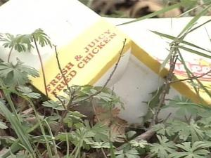 A Fayetteville Group Is Fighting Litter