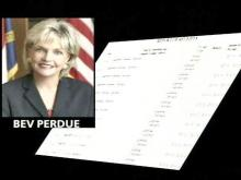 Perdue Campaign to Return Contributions to Fayetteville Teens