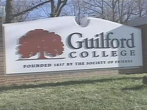 Students at the University of North Carolina at Chapel Hill want to show their support for some students who say they were victims of a hate crime at Guilford College.