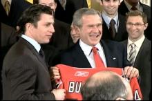 Carolina Hurricanes Visit White House