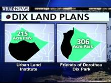 Two Plans Are Focus of Dix Land Debate