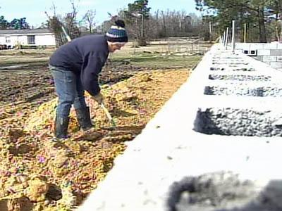 Volunteers Help Riegelwood Rebuild After Tornado