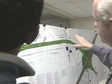 Public Gets View of Plans for I-540 Toll Road