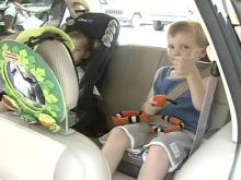 State To Kick Off Child Passenger Safety Week