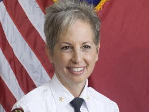 Police Chief Jane Perlov has resigned from the Raleigh Police Department to take a job in the private sector.