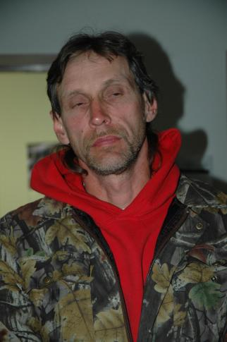 Jackie D. Littrell in a picture released by the Harnett County Sheriff's Department after his arrest on Feb. 9, 2007
