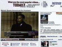 Candidates Turn to Hot Internet Sites to Boost Campaigns