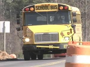 Increased Traffic on Road Worries Holly Springs Parents