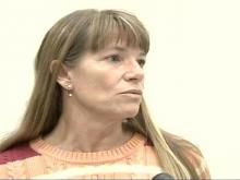 Carolyn Jewell says allegations made by her husband are not true.