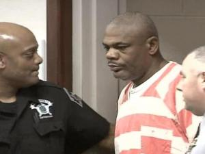 Michael Olliver in court
