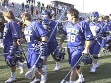 Duke Lacrosse Team Wins First Match After Suspension