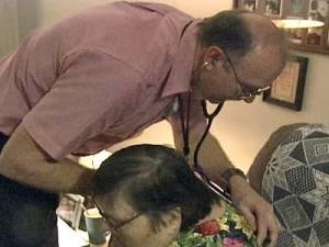 Duke Takes Healthcare Checkups to Patients' Homes