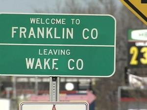 Where IS the Wake-Franklin Line