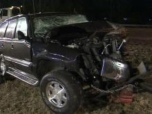 Wrong-Way Drunken Driver's Condition Upgraded