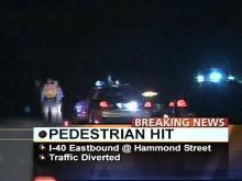 Fatal Pedestrian Accident Shuts I-40 Lanes