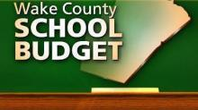 IMAGE: Wake school board meets on proposed $1.25B budget