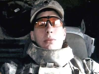Ryan Russell, 20, was killed in a bombing in the Salahuddin province of Iraq.