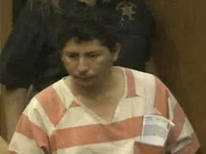 Authorities say Luciano Tellexz, 31, of Angier, was convicted of a DWI in Wake County in 2005.