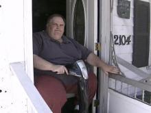 Veteran Feels He's in a Battle for Benefits