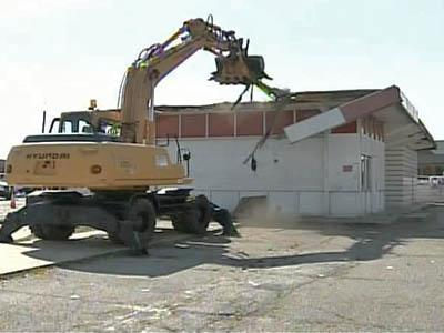 To-Go Order: First Hardee's Demolished