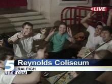 Lowe's History Looms as Wolfpack Returns to Reynolds
