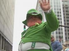 WEB ONLY: 2007 St. Patrick's Day Parade Highlights