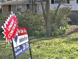 For sale sign / real estate