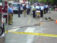 Cox Hall and Dabney Hall at North Carolina State University were evacuated Tuesday afternoon after a batter explosion.