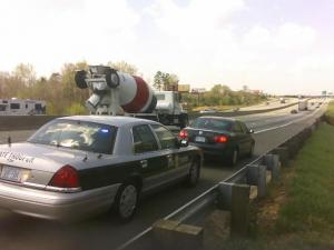 Operation Slow Down is a week-long effort by the patrol to target speeding on interstates and major four-lane highways.