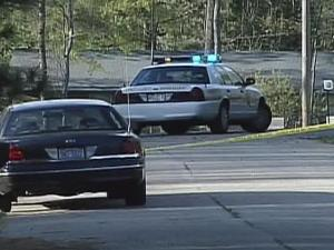 Vance County Shooting Scene, April 7, 2007