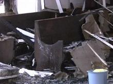 Fire Hits Wilson County Church