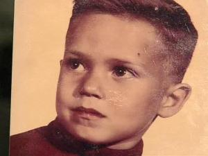Perry Lynn White was 6 years old when he was stabbed 12 times and left under a house.