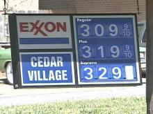 Chapel Hill Station Breaks $3-a-Gallon Barrier
