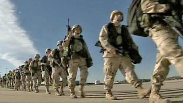 Troops generic / 82nd Airborne