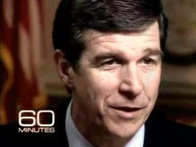 "Attorney General Roy Cooper speaks out about the Duke lacrosse case in an exclusive interview with ""60 Minutes."""