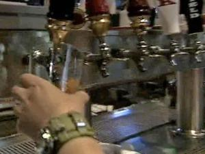 Beer tap / drinking / alcohol