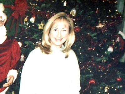 Meg Scott Phipps posed in front of a tree at Alderson Federal Prison Camp in December of 2006.
