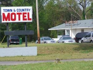 Cumberland County officials have closed the Town & Country motel after they deemed the property as inhabitable.