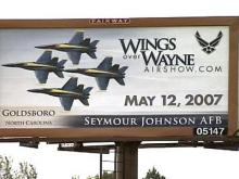 Blue Angel Crash May Scratch Appearance at Wings Over Wayne