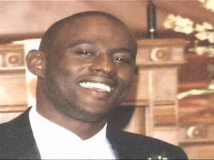 Gerard Garland, 25, was killed on Wednesday, April 25, 2007, when he was shot at the parking lot of a park at the Seabrook Recreation Center in Fayetteville.