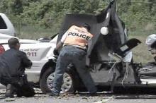 Car Crash Injures Rocky Mount Officer, 2 Others