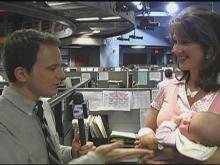 Lynda Loveland Returns to Work After Maternity Leave