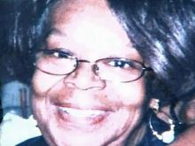 An autopsy showed that Ellen Sharpe, 65, of Rocky Mount, was beaten and strangled. She was found dead inside her burning apartment.