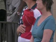 WEB ONLY: Benson Honors Fallen Soldier