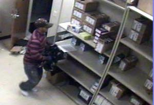 Raleigh police need your help to identify two men in connection with a recent burglary.