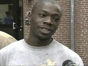 Andre Vines was charged on Wednesday, May 16, 2007, with murder in the killing of Ellen Sharpe in April.