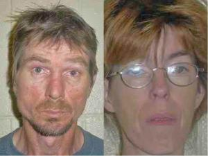 George Tart and Connie Smith are charged with trying to rape a mentally challenged man.